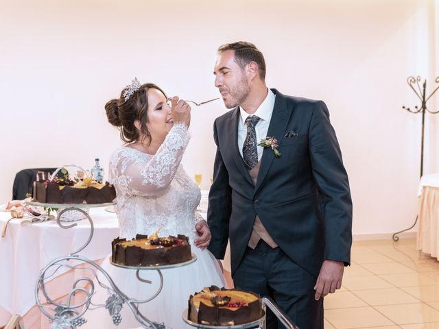 La boda de Juanfran y Belén en Alacant/alicante, Alicante 792