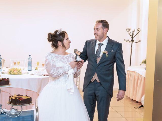 La boda de Juanfran y Belén en Alacant/alicante, Alicante 794