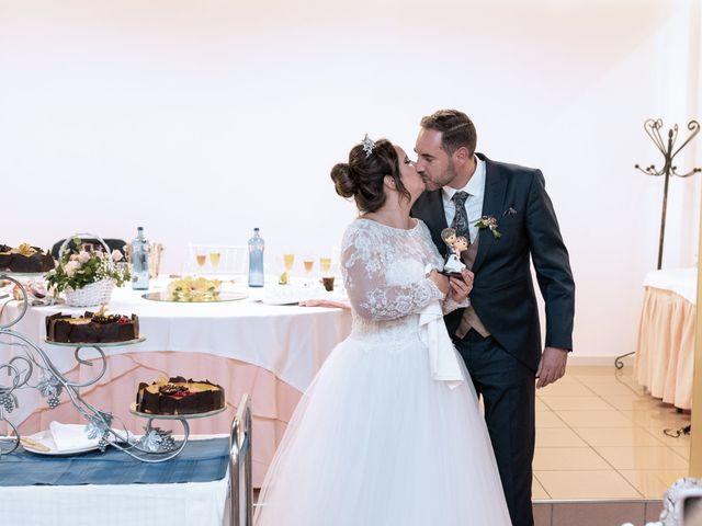 La boda de Juanfran y Belén en Alacant/alicante, Alicante 795