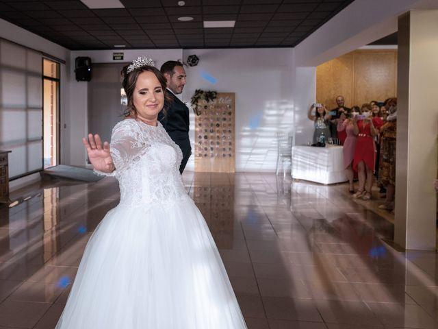 La boda de Juanfran y Belén en Alacant/alicante, Alicante 806
