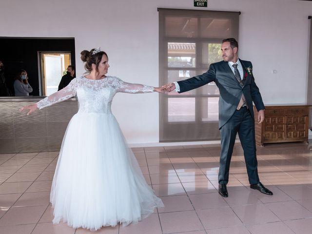 La boda de Juanfran y Belén en Alacant/alicante, Alicante 810