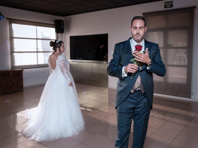 La boda de Juanfran y Belén en Alacant/alicante, Alicante 811