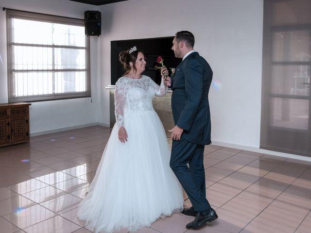 La boda de Juanfran y Belén en Alacant/alicante, Alicante 814