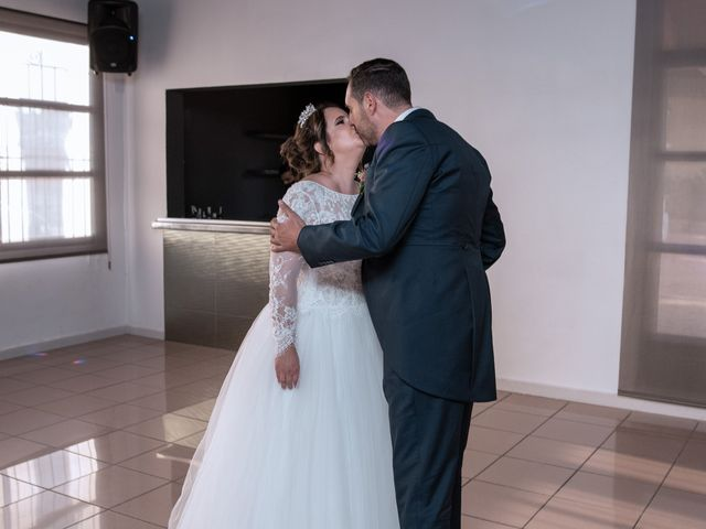 La boda de Juanfran y Belén en Alacant/alicante, Alicante 815