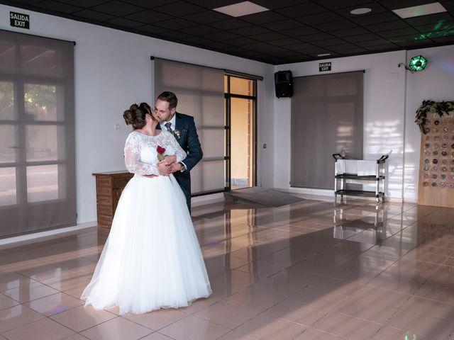 La boda de Juanfran y Belén en Alacant/alicante, Alicante 822
