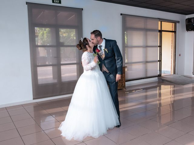 La boda de Juanfran y Belén en Alacant/alicante, Alicante 824