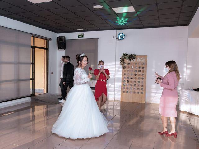 La boda de Juanfran y Belén en Alacant/alicante, Alicante 827