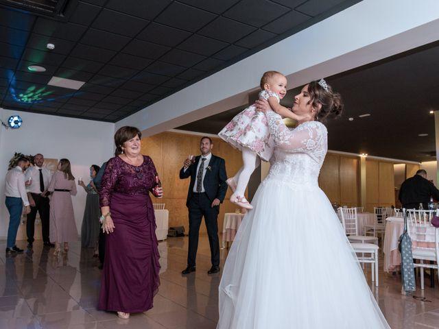 La boda de Juanfran y Belén en Alacant/alicante, Alicante 839