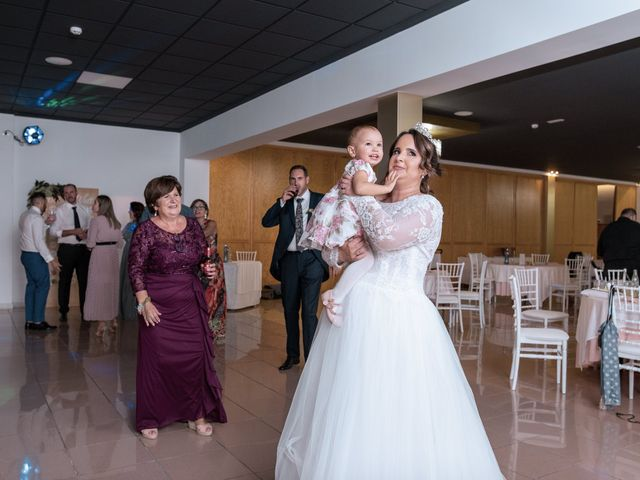 La boda de Juanfran y Belén en Alacant/alicante, Alicante 840