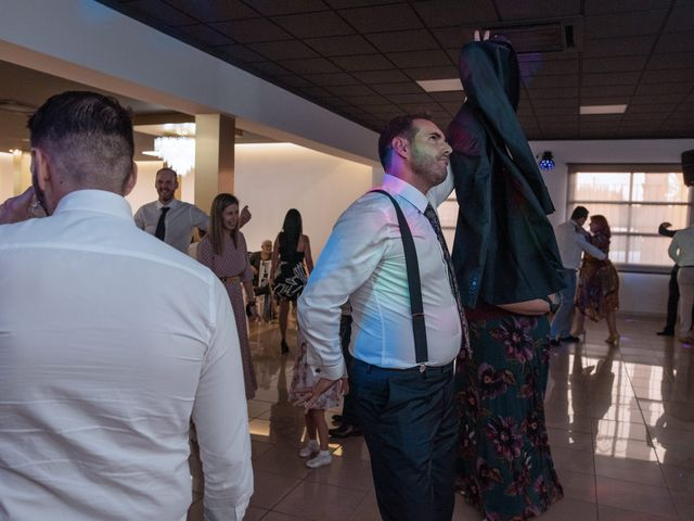 La boda de Juanfran y Belén en Alacant/alicante, Alicante 842