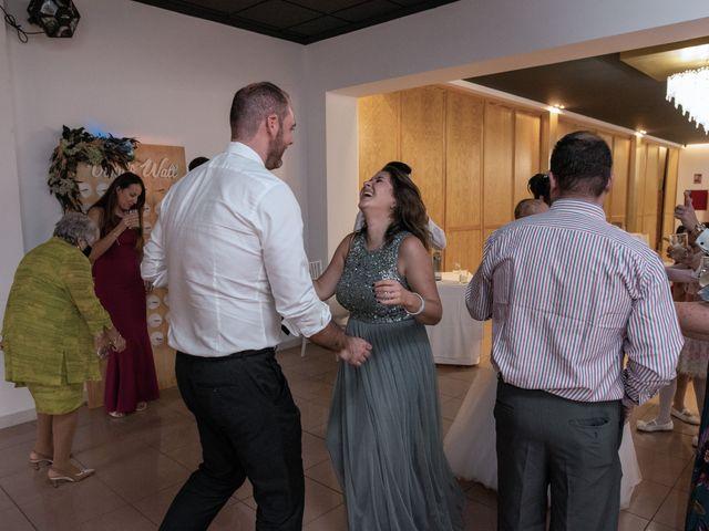 La boda de Juanfran y Belén en Alacant/alicante, Alicante 848