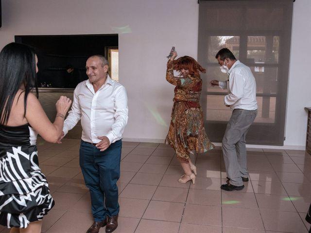La boda de Juanfran y Belén en Alacant/alicante, Alicante 850