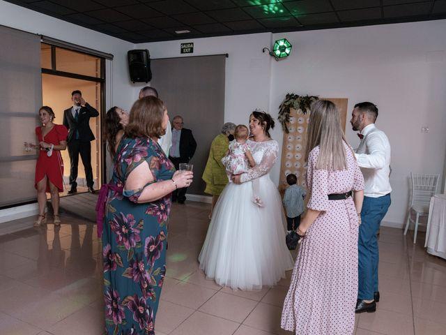 La boda de Juanfran y Belén en Alacant/alicante, Alicante 851