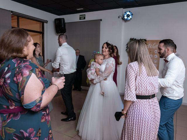 La boda de Juanfran y Belén en Alacant/alicante, Alicante 852