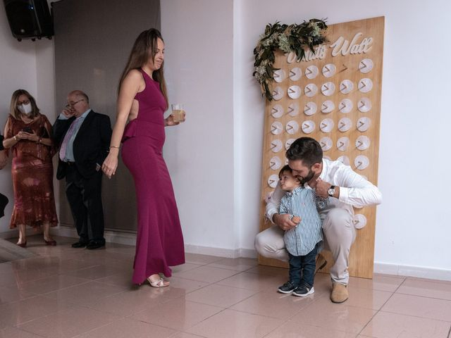La boda de Juanfran y Belén en Alacant/alicante, Alicante 855