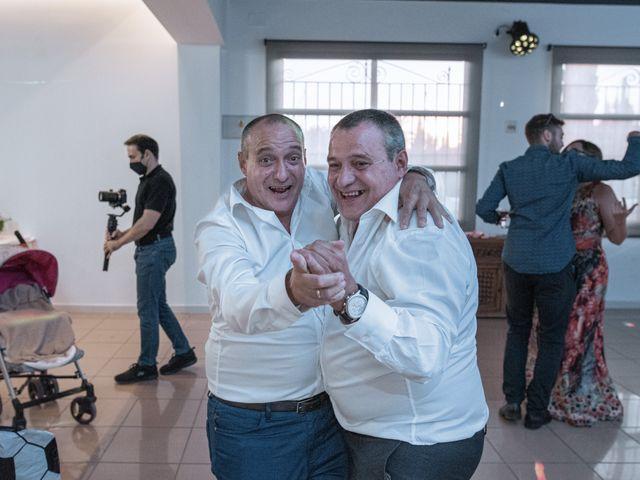 La boda de Juanfran y Belén en Alacant/alicante, Alicante 860