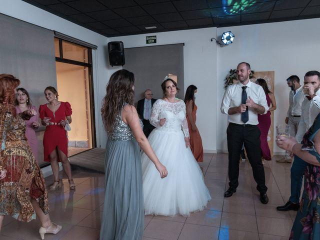 La boda de Juanfran y Belén en Alacant/alicante, Alicante 865