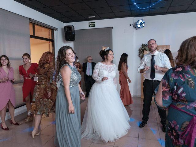 La boda de Juanfran y Belén en Alacant/alicante, Alicante 866