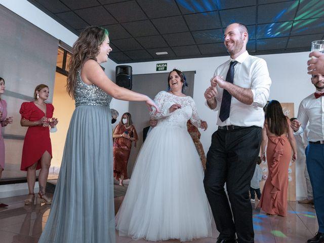 La boda de Juanfran y Belén en Alacant/alicante, Alicante 868
