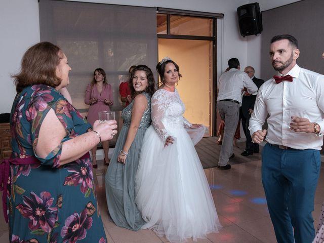 La boda de Juanfran y Belén en Alacant/alicante, Alicante 870