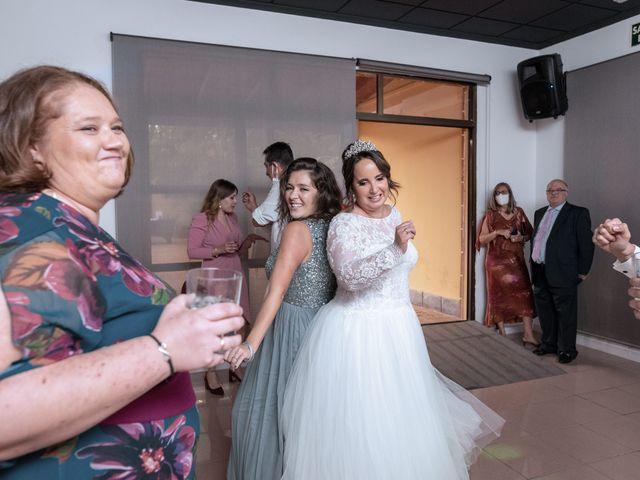 La boda de Juanfran y Belén en Alacant/alicante, Alicante 873