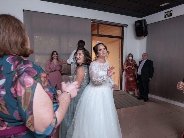 La boda de Juanfran y Belén en Alacant/alicante, Alicante 874