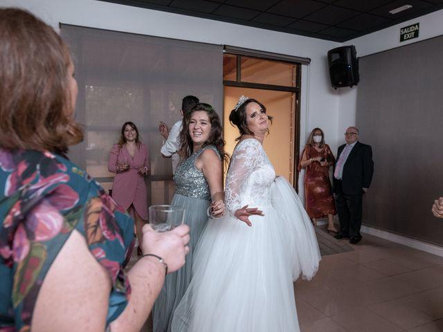 La boda de Juanfran y Belén en Alacant/alicante, Alicante 875