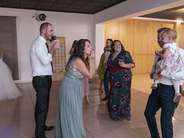 La boda de Juanfran y Belén en Alacant/alicante, Alicante 883