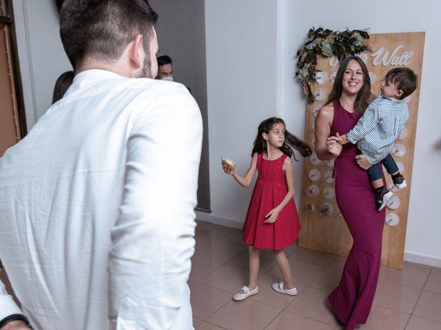 La boda de Juanfran y Belén en Alacant/alicante, Alicante 899