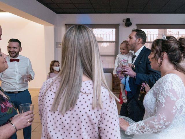 La boda de Juanfran y Belén en Alacant/alicante, Alicante 901