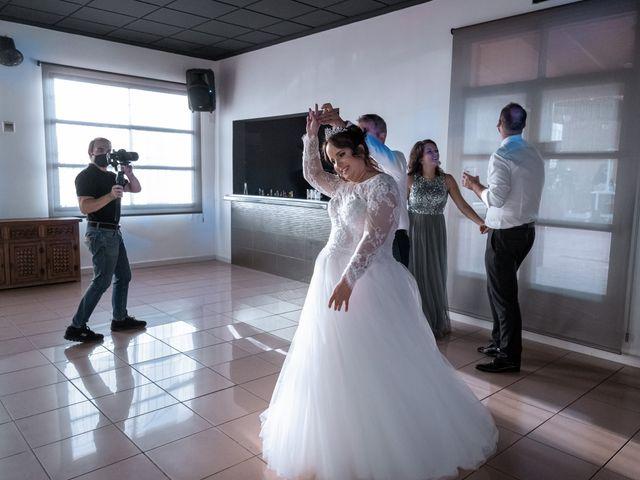 La boda de Juanfran y Belén en Alacant/alicante, Alicante 916