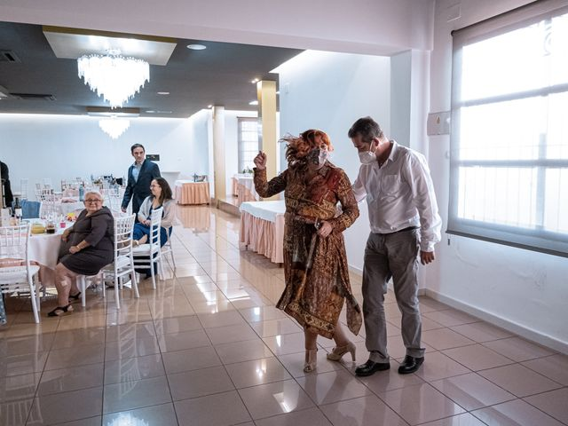 La boda de Juanfran y Belén en Alacant/alicante, Alicante 922