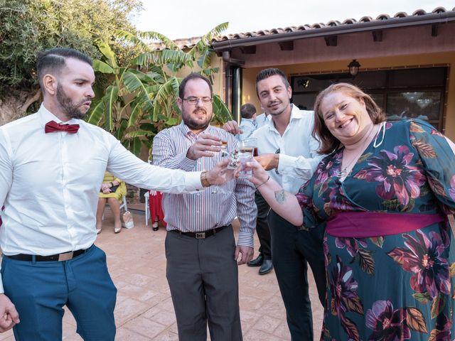 La boda de Juanfran y Belén en Alacant/alicante, Alicante 943