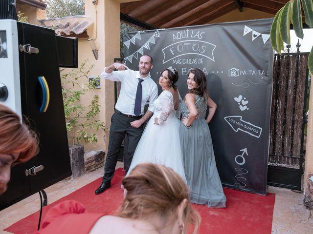 La boda de Juanfran y Belén en Alacant/alicante, Alicante 945