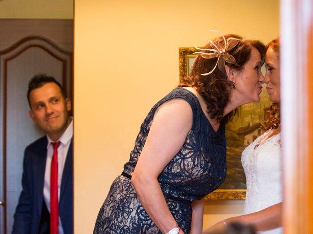 La boda de Marcos y Alba en Ourense, Orense 7