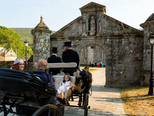 La boda de Marcos y Alba en Ourense, Orense 2
