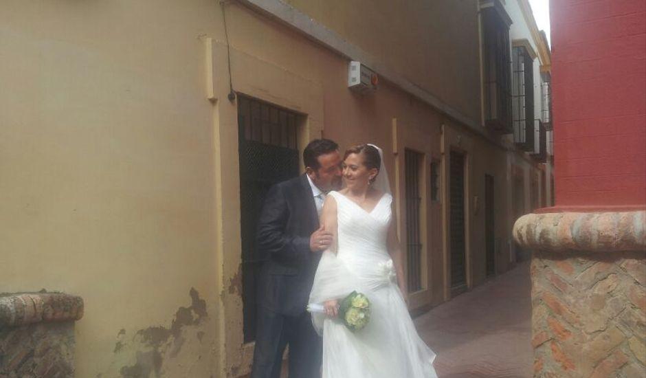 La boda de Olga y Sergio en Sevilla, Sevilla