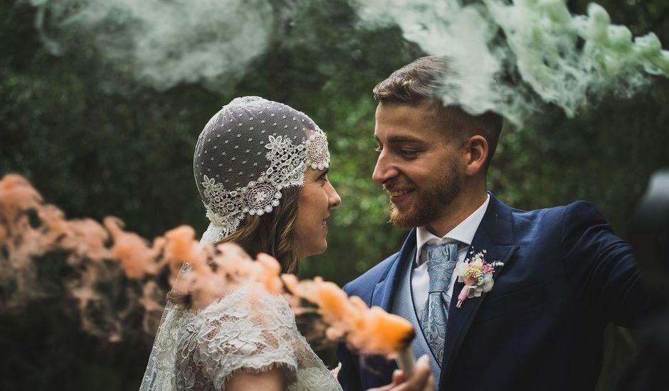 La boda de Aingeru y Saray en Escalante, Cantabria