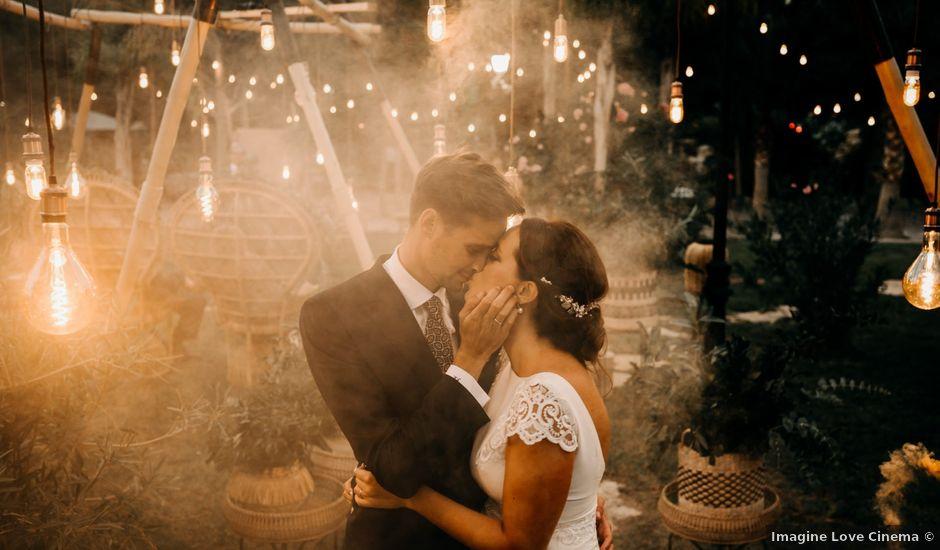 La boda de Fran y Elena en Mutxamel, Alicante