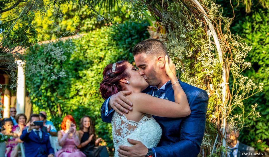 La boda de Fran y Ana en Otura, Granada