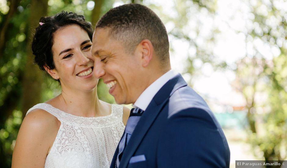 La boda de Anderson y Ione en Vitoria-gasteiz, Álava