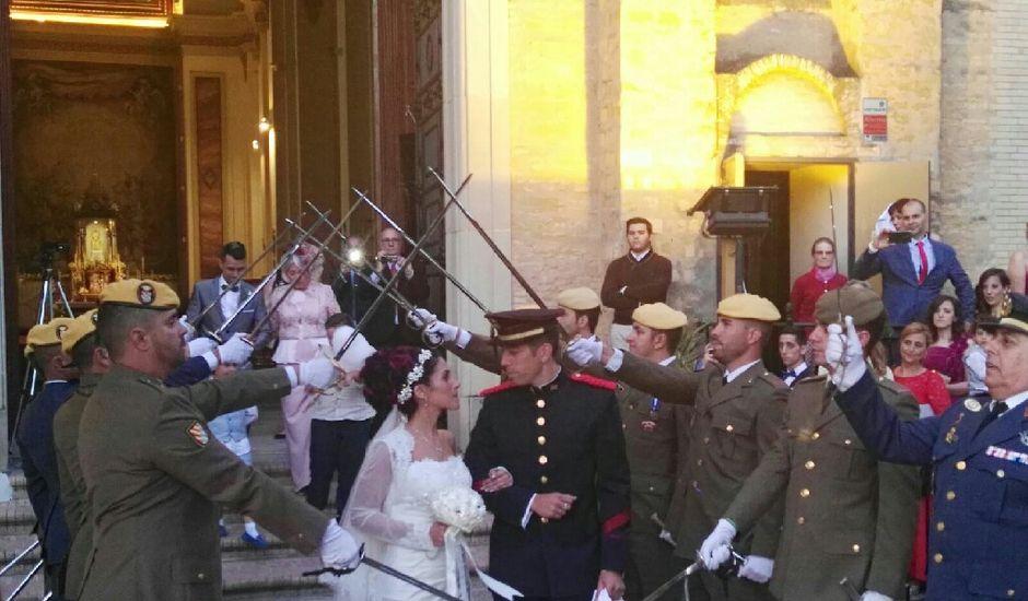 La boda de Antonio   y Yolanda   en Sevilla, Sevilla