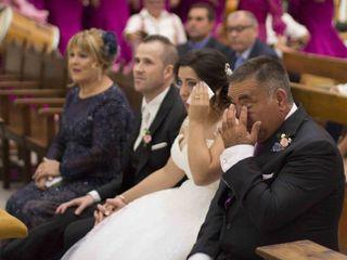 La boda de Cristina y Jose Marcos 3