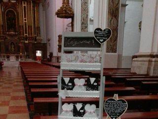 La boda de Melanie y David 1
