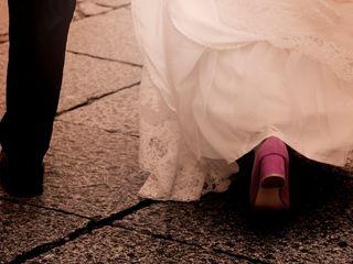 La boda de Virginia y Cristian