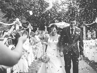 La boda de Amador y Eva