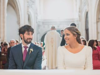 La boda de Titina y Lionel