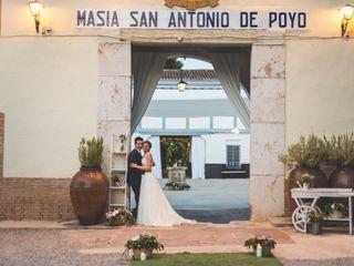 La boda de Mar y Paco
