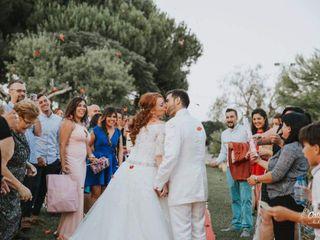 La boda de Bárbara y Antonio Manuel