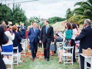 La boda de Borja y Michael
